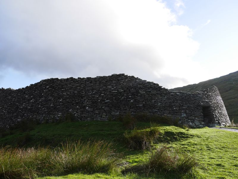Ring of Kerry Staigue Fort außen