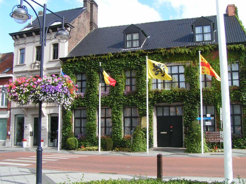 Malgedem, Belgien