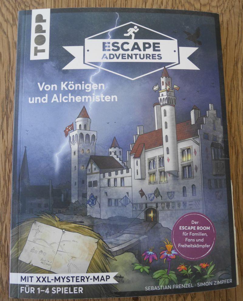 escape game topp mittelalter