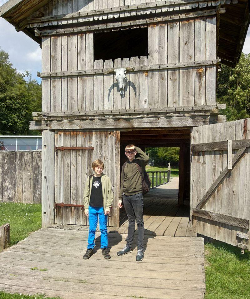 freilichtmuseum slawendorf groß rahden