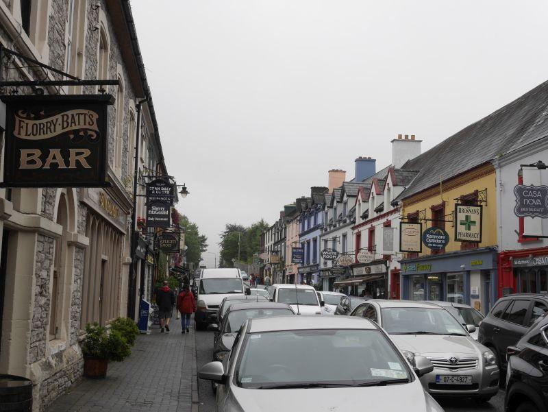 Kenmare, Irland, Ring of Kerry, Hauptstraße