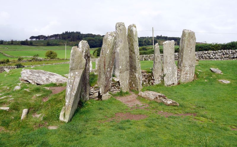 cairnholy galloway portalsteine