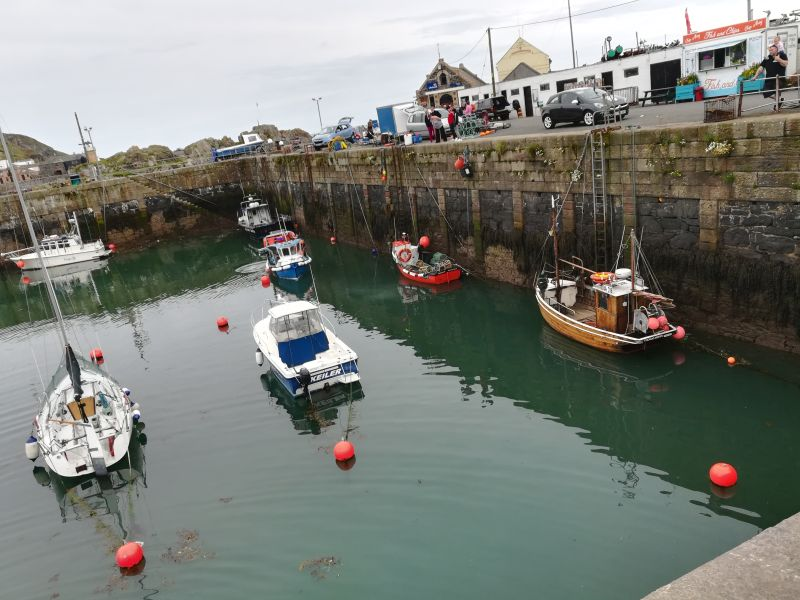portpatrick galloway hafen