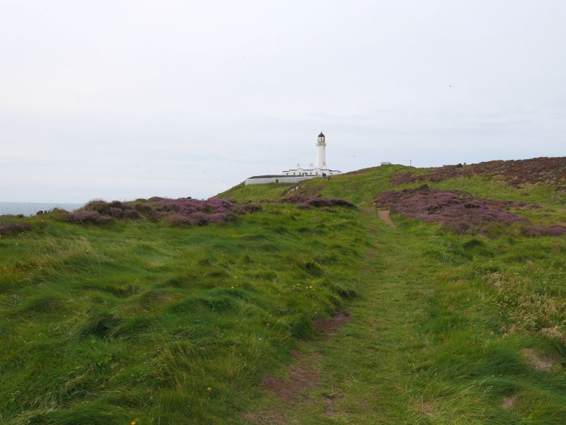 mull of galloway landschaft