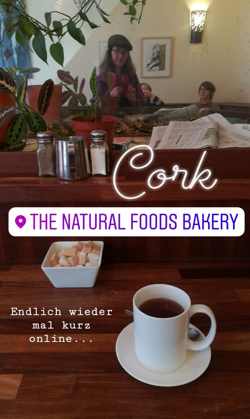 natural foods bakery cork