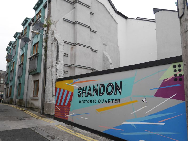 cork shandon historic quarter