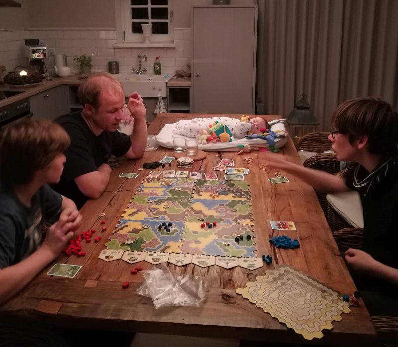 gesellschaftsspiel familie
