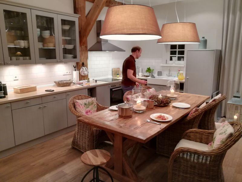 ferienhaus ammerland westerstede küche