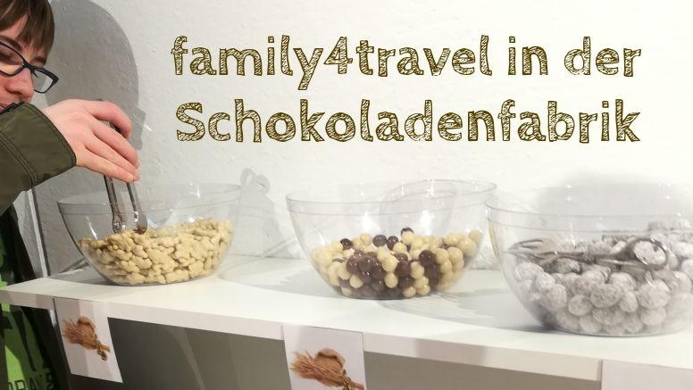 Schokoladenfabrik besichtigen: Unser Ausflug zu alprose in der Schweiz