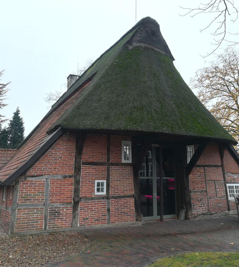 Krömerei Westerstede, Ammerländer Bauernhaus