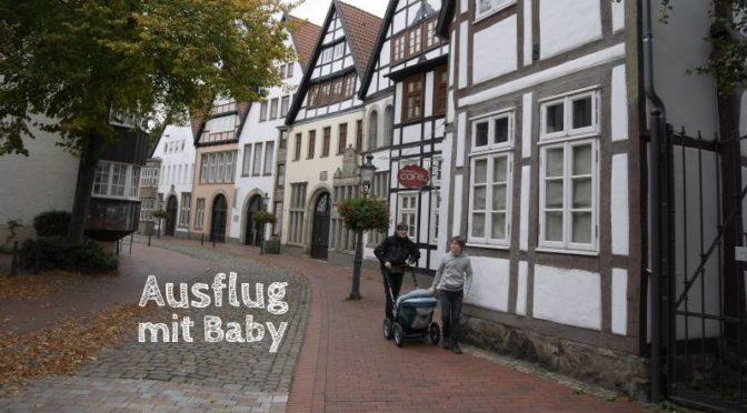 Ausflug mit Baby: Tipps und Erfahrungen für die Großstadt