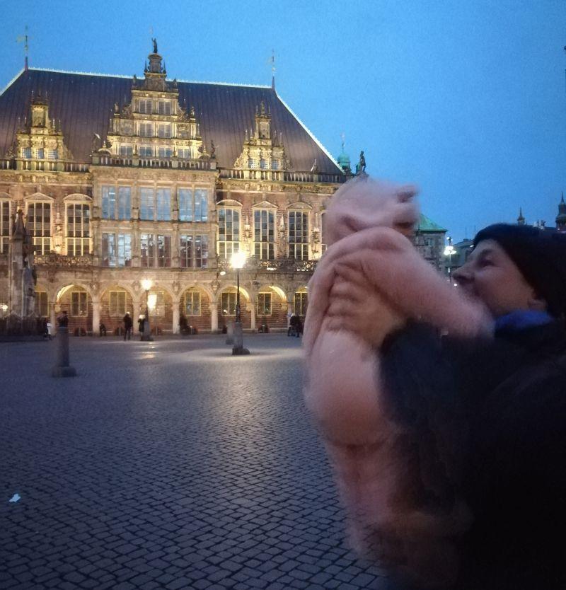 Ausflug mit Baby in die Großstadt