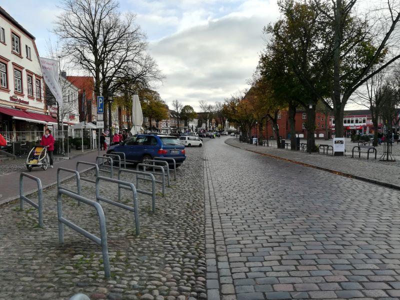 Breite Straße, Burg auf Fehmarn