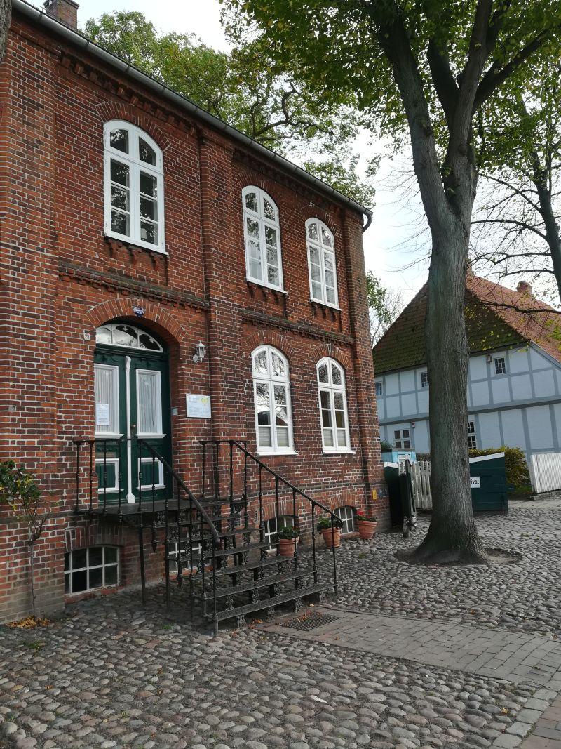 Backsteinhaus, Breite Straße, Burg auf Fehmarn