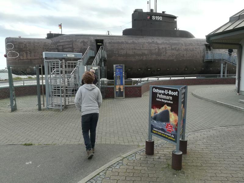 U-Boot Museum Burgstaaken, Fehmarn
