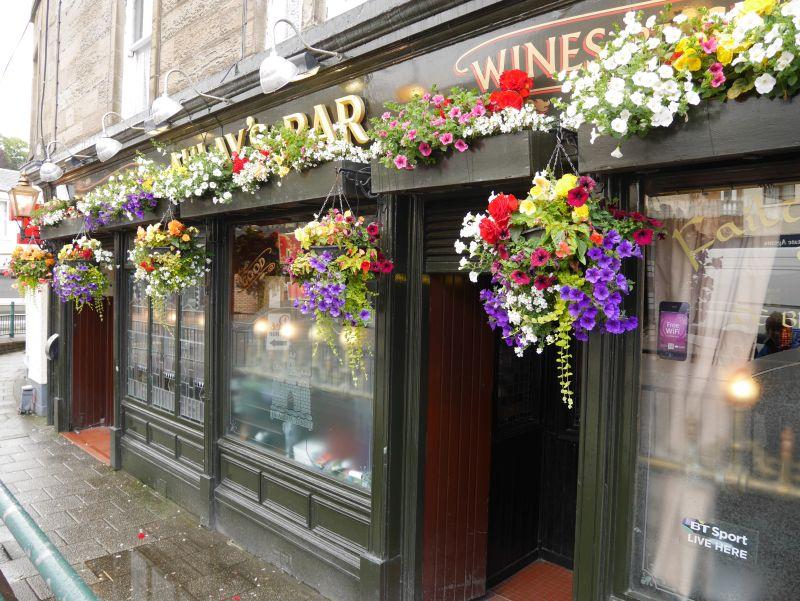 Pub in Oban, Schottland