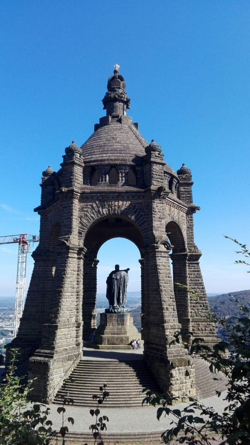 Kaiser Wilhelm Denkmal Minden