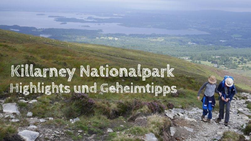 Killarney Nationalpark: Wo Irland am schönsten ist