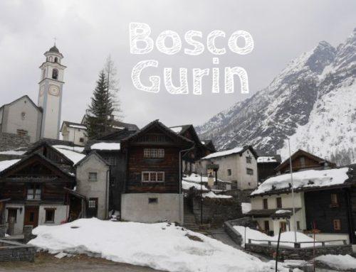 Bosco Gurin: Postkarten-Idylle im höchsten Dorf des Tessin
