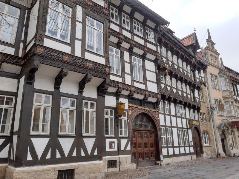 Braunschweig Fachwerkhaus