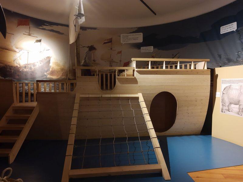 braunschweig kindermuseum kletterschiff