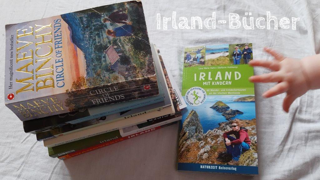 Empfehlungen: Irland-Reiseführer und Bücher über Irland