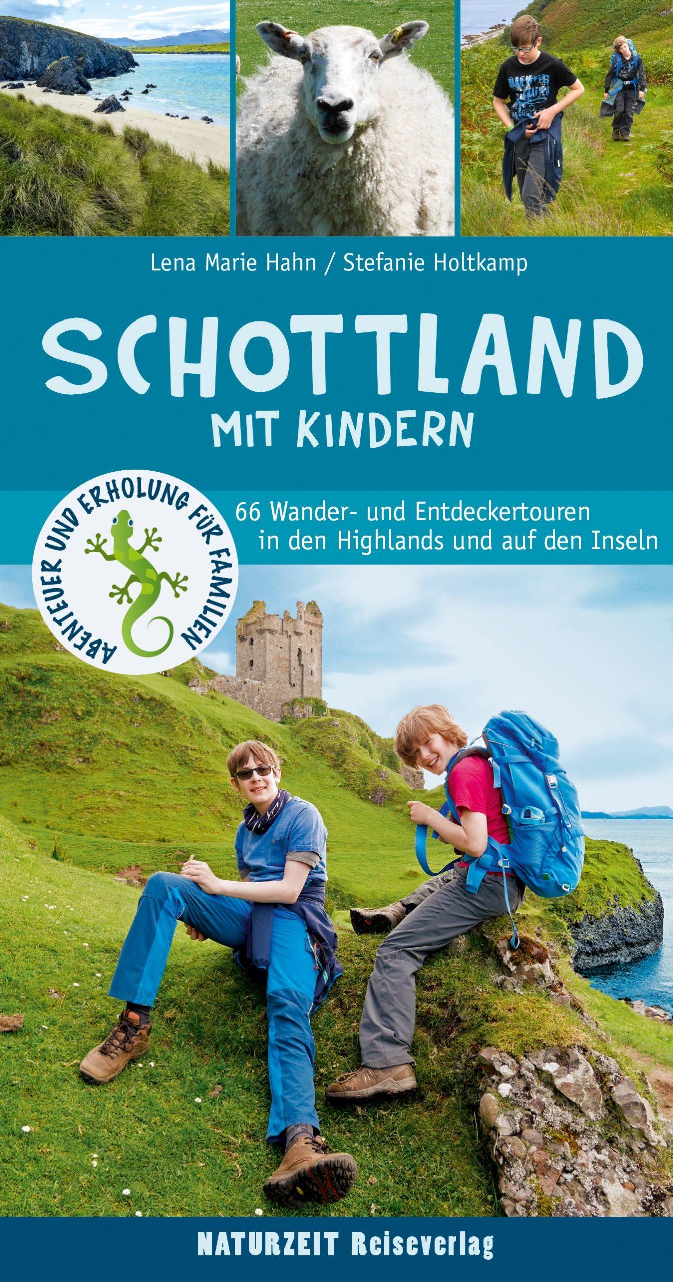 Schottland mit Kindern, Reiseführer für Familien