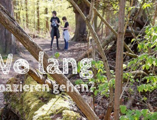 Routen zum Spazierengehen finden: Wandern in Schaumburg (und anderswo)