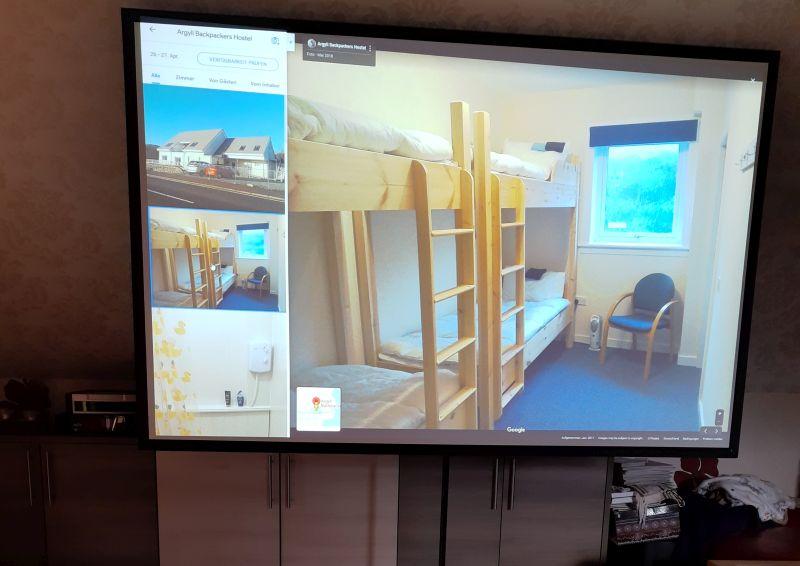virtuell reisen ins hostel