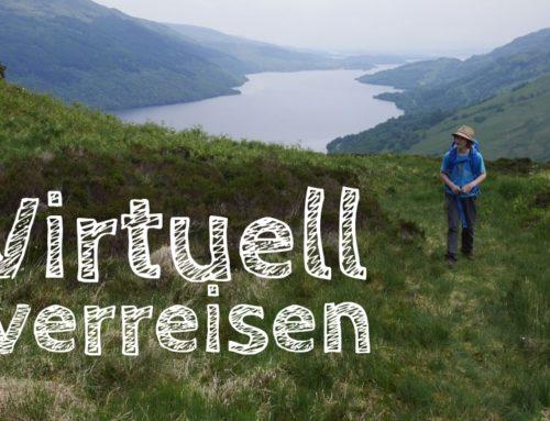 Anleitung: Virtuelle Reisen planen (am Beispiel Schottland)
