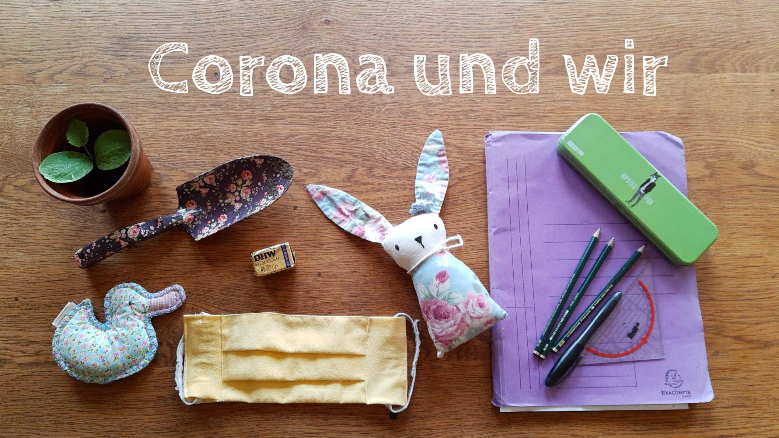 Corona Blogstöckchen Familienreiseblogger