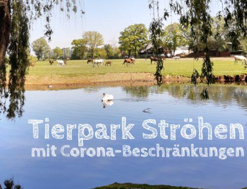 Tierpark Ströhen: Corona-tauglicher Ausflug ins Nirgendwo
