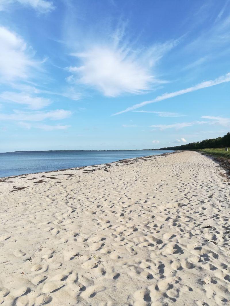 Seeland Dänemark Strand
