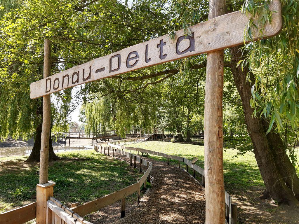 tierpark ströhen donau delta
