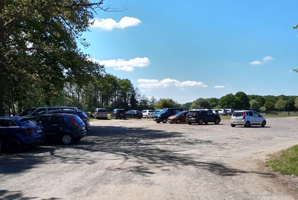 tierpark ströhen parkplatz