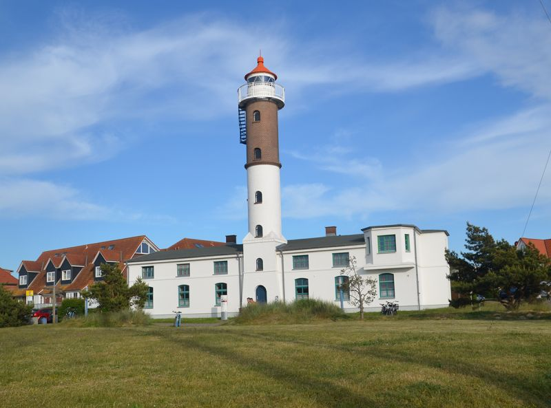 Leuchtturm Timmendorf Insel Poel
