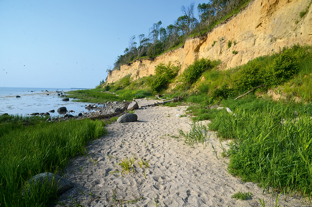 Steilküste Timmendorf Insel Poel