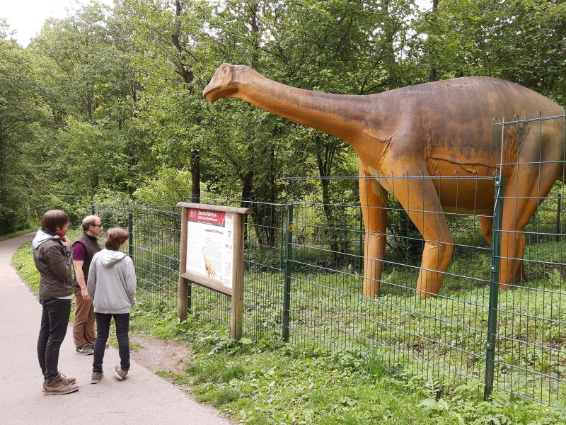 dinosaurier bad essen