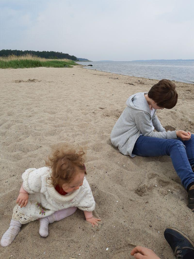 roggow salzhaff strand