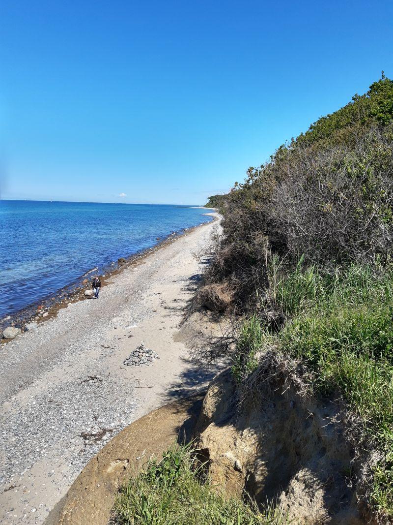 nienhagen strand steilküste