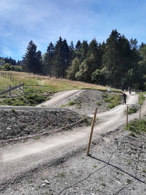 bikepark willingen mountainbike auslauf