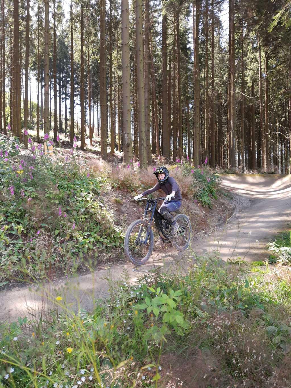 bikepark willingen mountainbike country flow trail