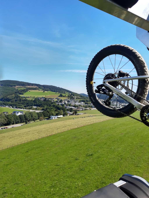 bikepark willingen mountainbike lift sauerland