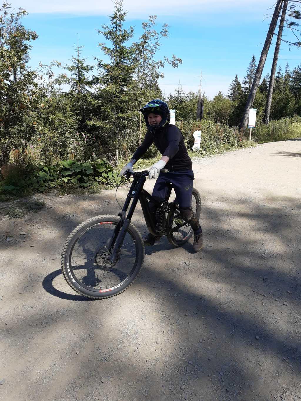 bikepark willingen mountainbike pause