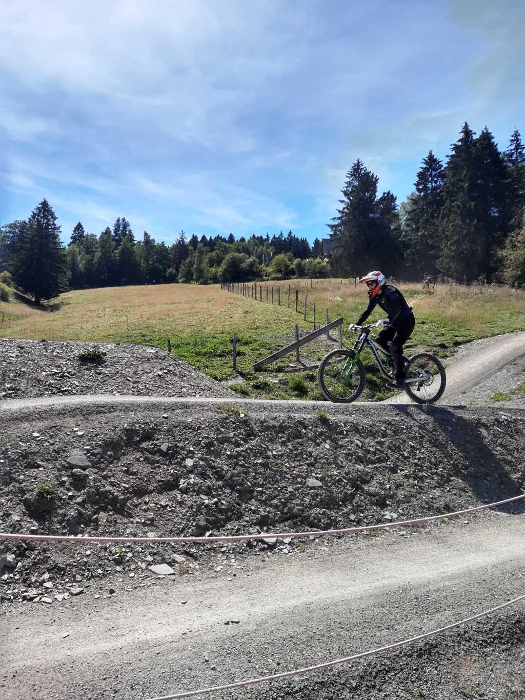 bikepark willingen mountainbike performane line