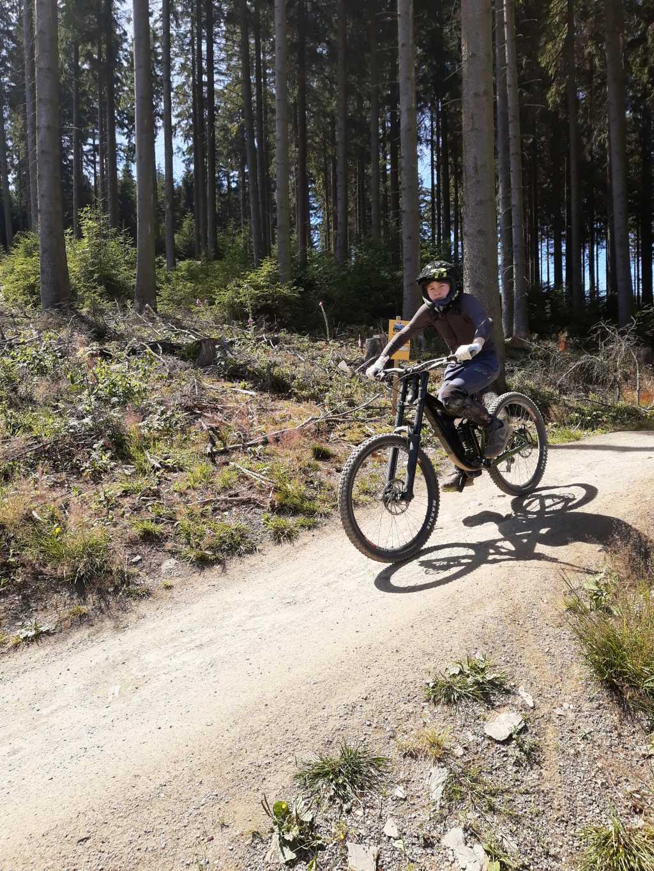 bikepark willingen mountainbike silas downhill