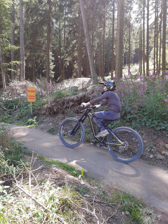 bikepark willingen mountainbike slow