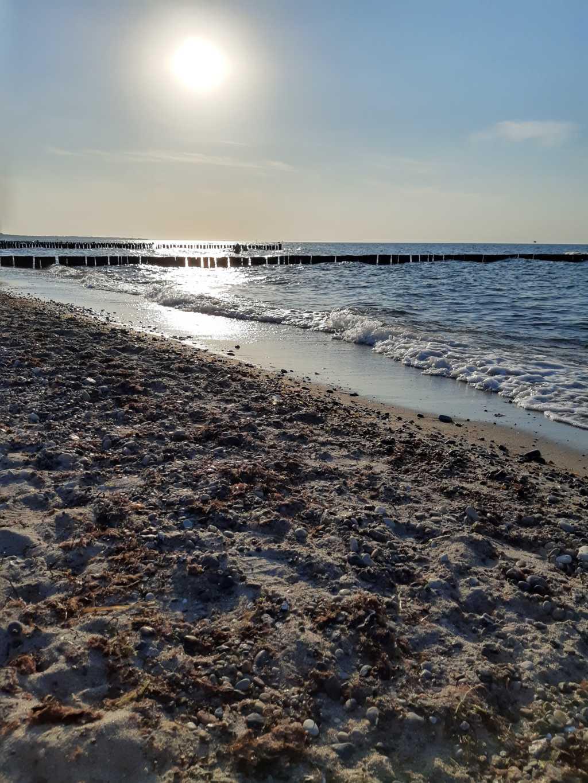 boergerende strand ostsee