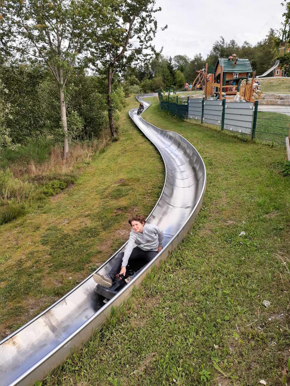 sauerland erlebnisberg kappe sommerrodelbahn