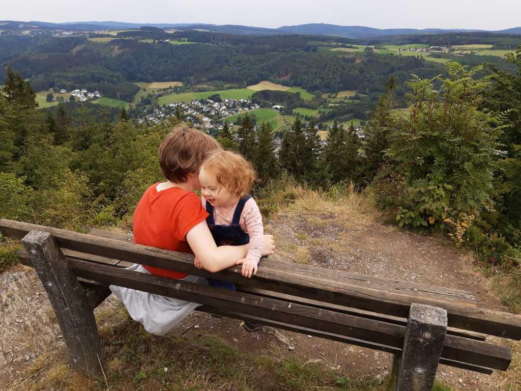 sauerland wandern alte grimme mit kindern